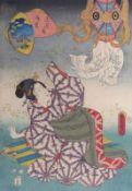 Utagawa Kunisada (Toyokuni III.)