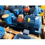 Baldor SuperE 60 HP Motor & Paco Pump
