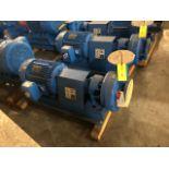 Baldor SuperE 40 HP Motor & Paco Pump, S/N #1971114326, Cat. #11-50123-1A6L01-2892P
