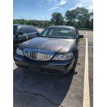 Lincoln Signature L Town Car, Miles = 107,357, Year 2005, VIN #1LNHM81W45Y648440