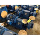 Baldor SuperE 40 HP Motor & Paco Pump