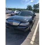 Lincoln Signature L Town Car, Miles = 114,197, Year 2005, VIN #1LNHM85W35Y644471, Rear Suspension