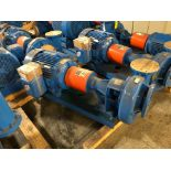 Baldor SuperE 75 HP Motor & Paco Pump