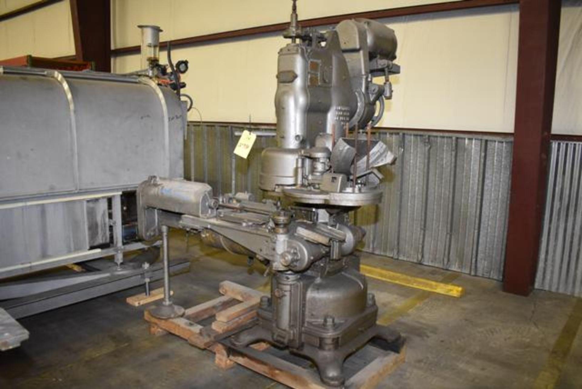 Lot 278 - Panama Closing Machine, Size 603 x 700, Loading Fee: $250