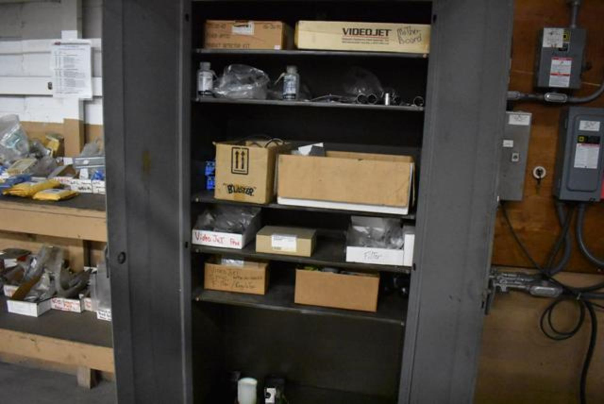 Lot 219 - VideoJet Parts & Components, Loading Fee: $50
