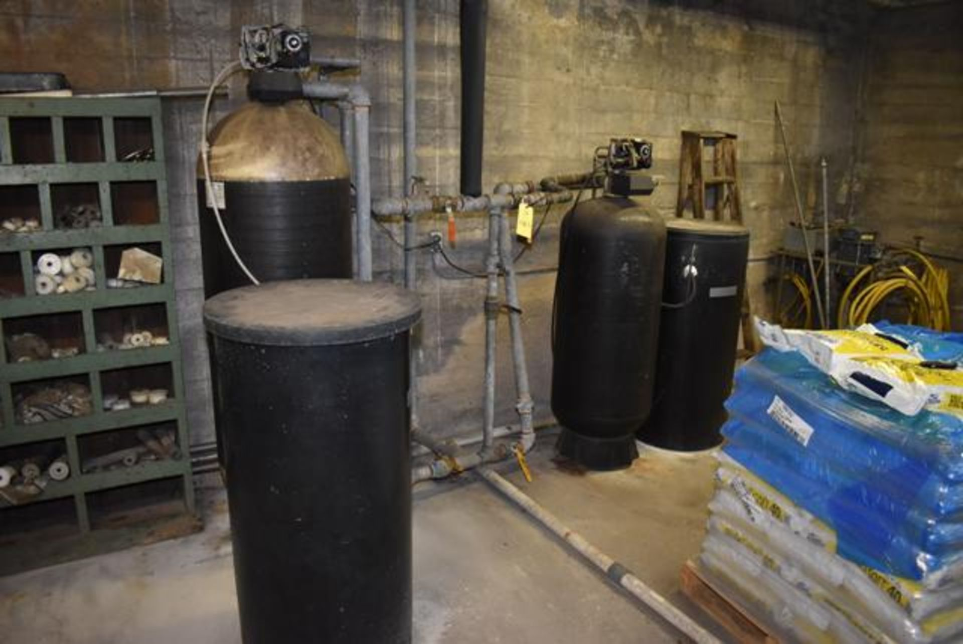 Lot 563 - Water Treatment System, Loading Fee: $1500