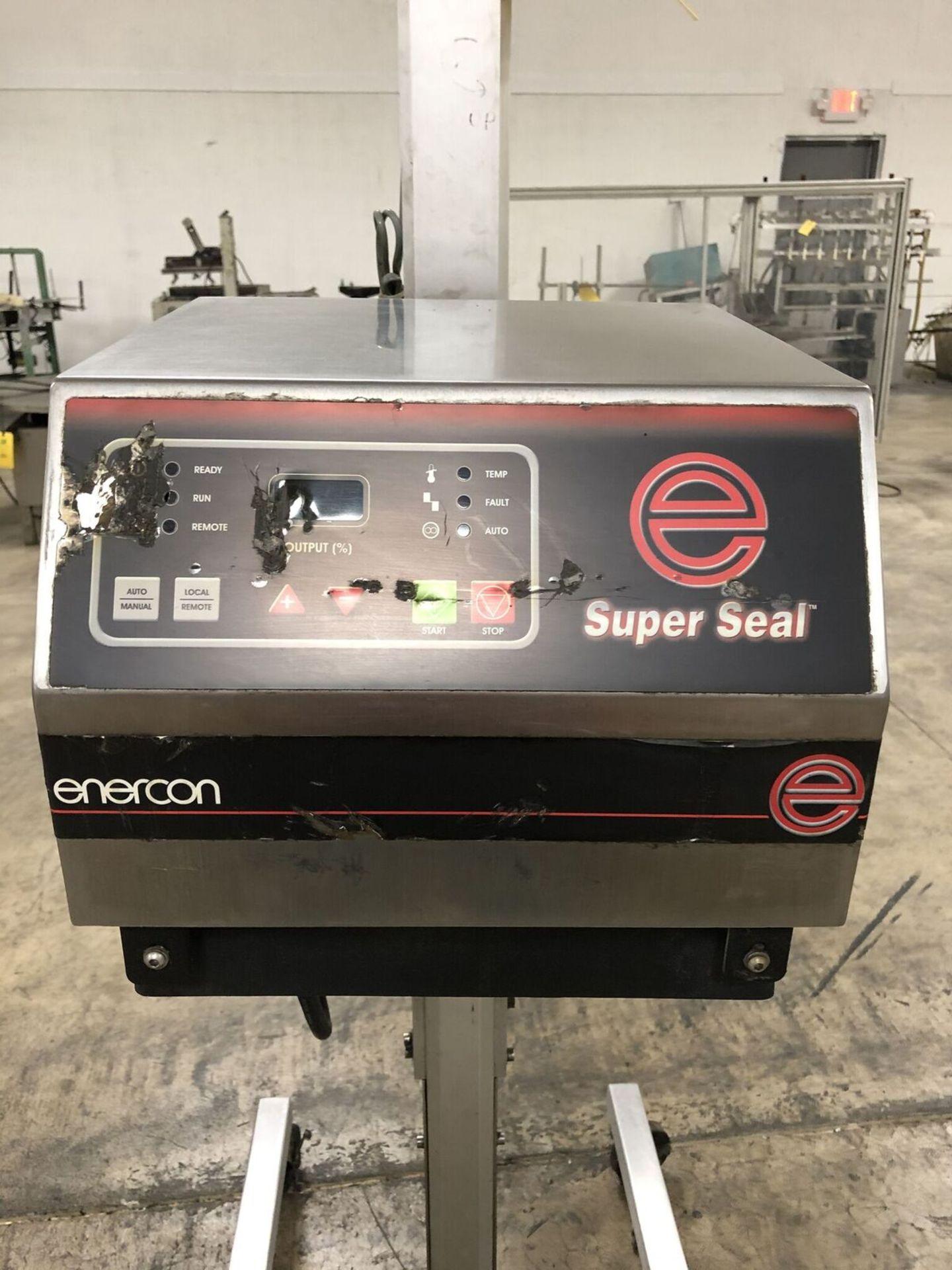 Lot 49 - Enercon Super Seal 75, Model #LM5022-16, S/N #C22628-01