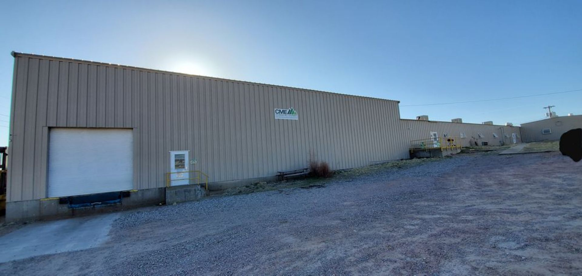 Lot 2000 - Located in Canon City, CO -- THIS INDUSTRIAL PROPERTY -- SEE MIN. RESERVE PRICE