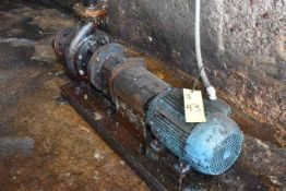 Griswold Model #A70811M Size 4x3x8 Pump. LOADING FEE: $250