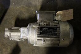 Lenze Motor, Model# mderaxx071-32j, Serial# 10061486, Item# mtllenze1486, Located in: