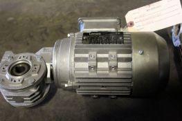 Lenze Motor, Model# mderaxx071-325, Serial# 10110202, Item# mtllenze10202, Located in: Gainsville,