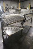"Flex-Turn Conveyor, 34"" 90 Conveyor System (Straight conveyor included if wanted), Model# 316-"