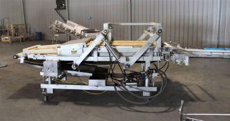 FPEC Mega Press, Model# SCP123, 34'' wide, Hydraulic, Item# bbwifpecmegp-1, Located in: