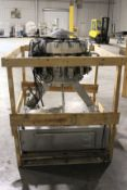 Ohlson Rotary Combination Weigh Scale - 14 Head, Model# 142B03XM, Serial# 881400, Item#