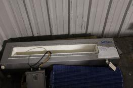 "Safeline Metal Detector, Aperture: 5"" x 44"", Serial# 83252, Item# mtlsafemetdet3252, Located in:"