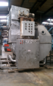 AYTC Dyeing Machine, Includes Tank, Filter, Pump and Controls. Very Clean and GOOD CONDITION,