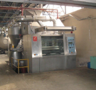 BiancalaniWashing and Drying Machine, Gas and Steam Fired, Model AIRO 1000, Type SPE, SN A970414,