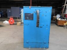Kranz Single A Frame Winder, Controls included, 60 hz, 1755 rpm, 460 volts, Good Condition,