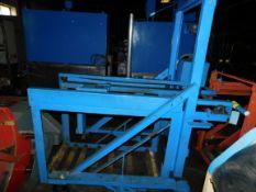 Multi Shifter Machine, 6 ft x 4 ft x 6 ft, Model #BTC-22A, SN 209, Max Cap 2500 lbs Rigging Fee