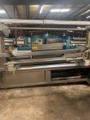 MS Machinery and Systems Washer and Squeezing Machine. Model POLROT. Serial # 940080. Year 1995,