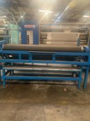 """Custom Rollup (2) 6in Diameter Rolls. With the inspection 80"""" Wide. Includes DC Control. 220"""