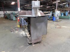 Vanwyk Mixer, Ser # 1662, 460 Volts, 25 Amps, Stainless Steel, Rigging Fee $50