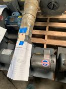Dayton Blower PW11. 1 Hp. 575 Volts. 3500 RPM, Rigging Fee: $20