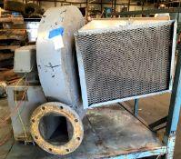 Turbo Blower Model # SM-8821, 575V, 60 Hz, Rigging Fee: $25