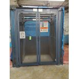 Pflow 5000 lb Vertical Equipment Lift, Series 21, with motor