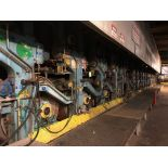 Bulk Lot (101-106): Paper Machine Trim 16 feet / 192 inches, with silent DC Drive System