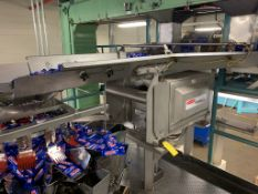 (Located in Burlington WI) Heat and Control Fastback Conveyor Model CV-FB-260E. RIGGING FEE: $3000