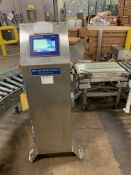 (Located in Burlington WI) Mettler- Toldeo Hi-Speed Checkweigher For Case. RIGGING FEE: $1900