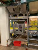 (Located in Burlington WI) Weigh Right Automatic Scale 3 Lane Bulk Packer. RIGGING FEE: $2000