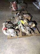 Pallet of Pumps & Misc. Spare Parts