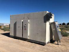 Frigoscandia GyroCompact Spiral Freezer Model # GCP 42-09-22-06, S/N #9136, Refrigerant was Ammonia