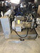 Power Transmission Hydraulic Power Unit, Model #Dual A10V-28-1500-25-160L, S/N #84906