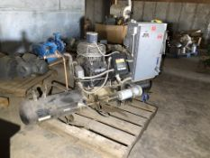 Krack Compressor, Model #KPRC/20 L5, S/N #291576, Panel Model #F445