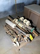 Pallet of Spare Parts & Pulleys For Conveyors