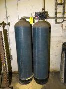 Water Softener Tanks