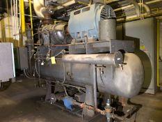FES Ammonia Compressor, 14661 Machine Hours,