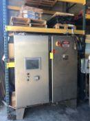 Allen Bradley Electrical Panel View Plus 1250 W/ AB PowerFlex VFO's