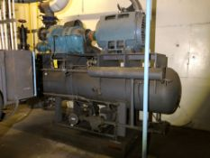 FES Ammonia Compressor, 13224 Machine Hours