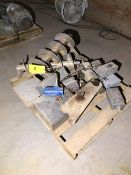 Pallet of Start Stop Boxes & 2-3 ft. Augers