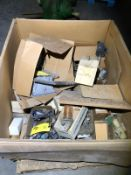 (2) Boxes of Misc. Spare Parts, Pumps, Filters & Flow Meters