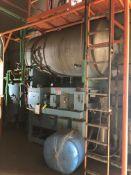 Feed Water Tank & Pump