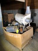 Pallet of Spare Parts, Includes Motors, Pump & More!