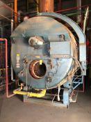 Cleaver Brooks Automatic Boiler, (Missing the Nose, Cerafelt Gasket)