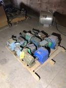 Pallet of Electrical Motors