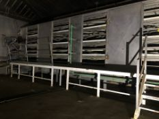 Spiral Freezer with Chilling Conveyor