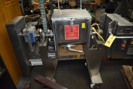 "J. H. Day Mixer, 16"" x 13"" Open Lid, SN 2106"